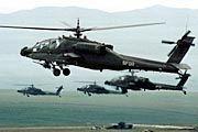 """Kampfhubschrauber """"Apache"""""""