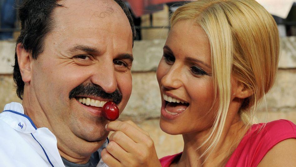 Johann Lafer (mit Michelle Hunziker): Dauernd was mit Blattgelatine