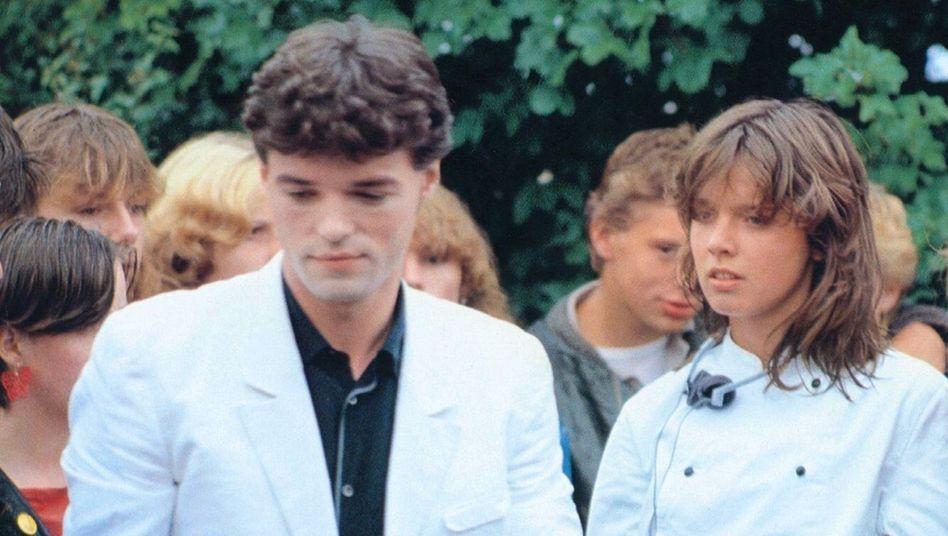 """Bodo Staiger im Film """"Der Fan"""" von 1981"""
