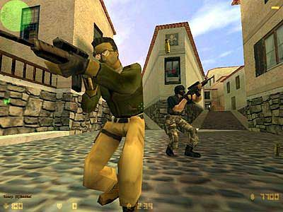 """Counter Strike"": Morden im Team"