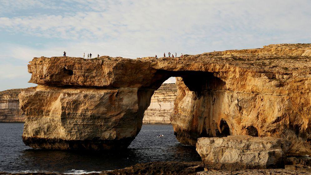 Malta: Rummms! Das Azure Window stürzt ein