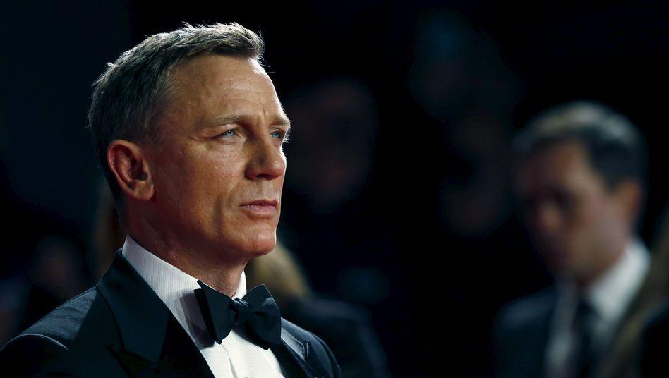 James-Bond-Darsteller Daniel Craig
