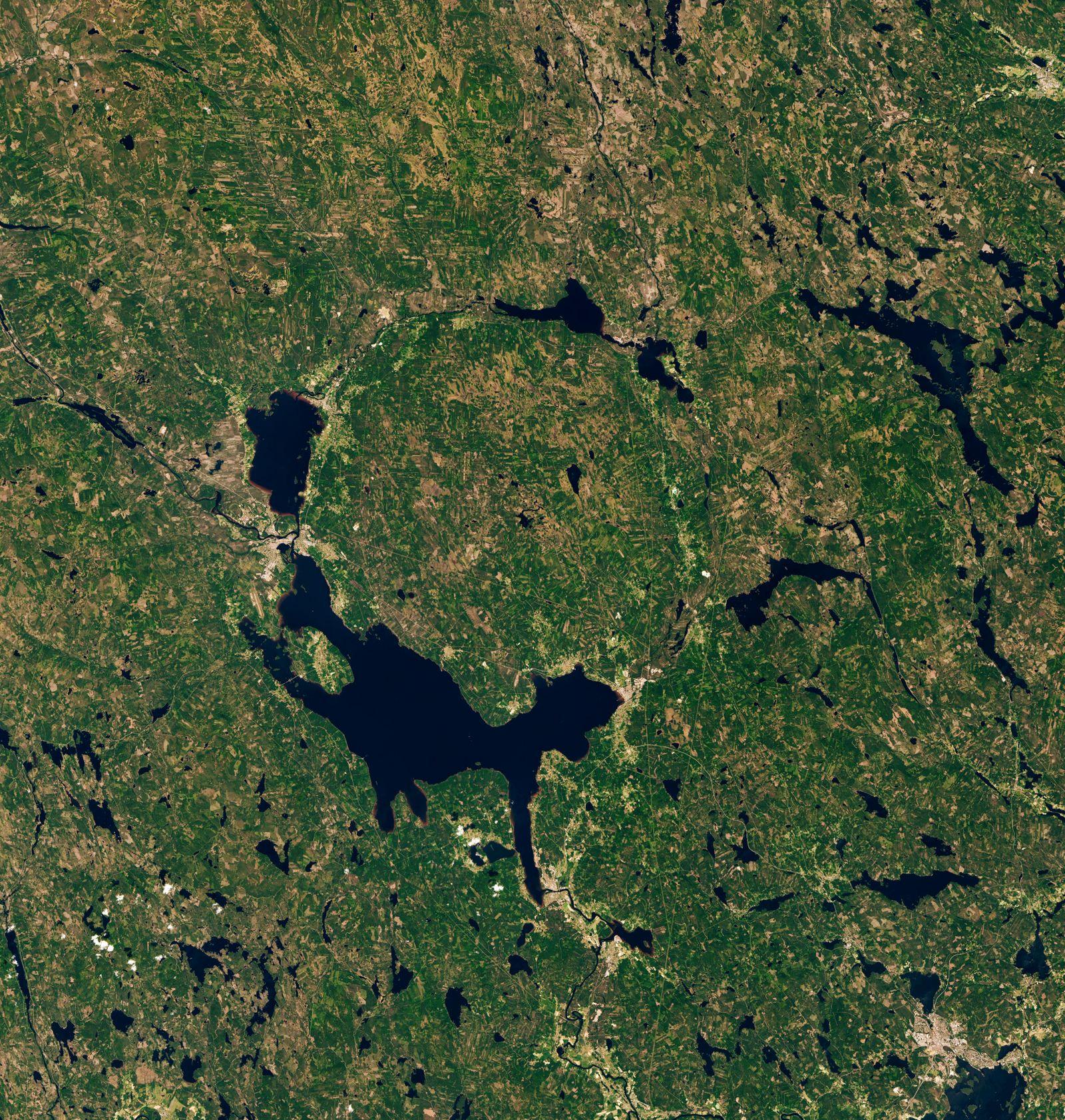 Satellitenbild der Woche
