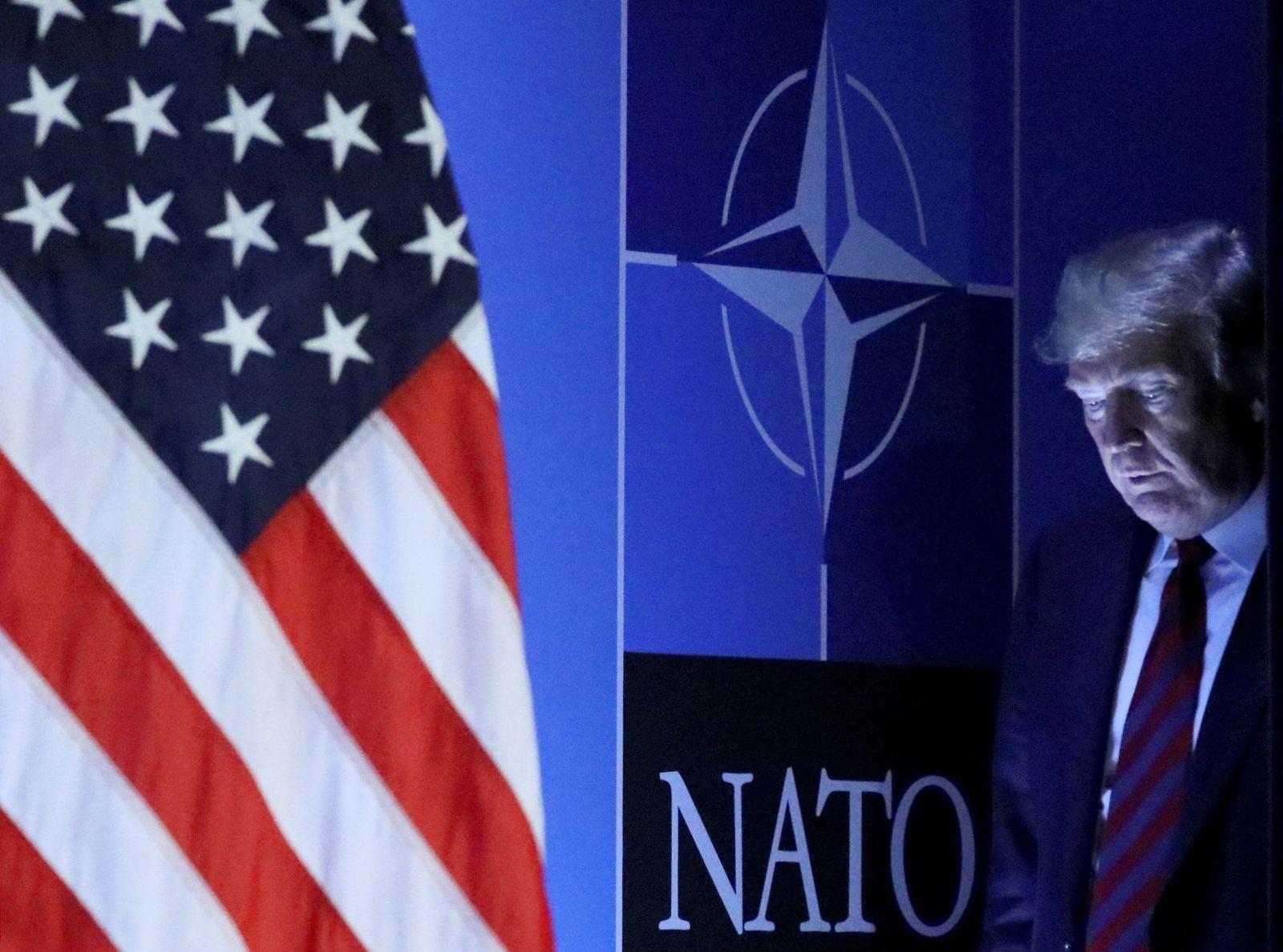 Trump / Nato-Gipfel