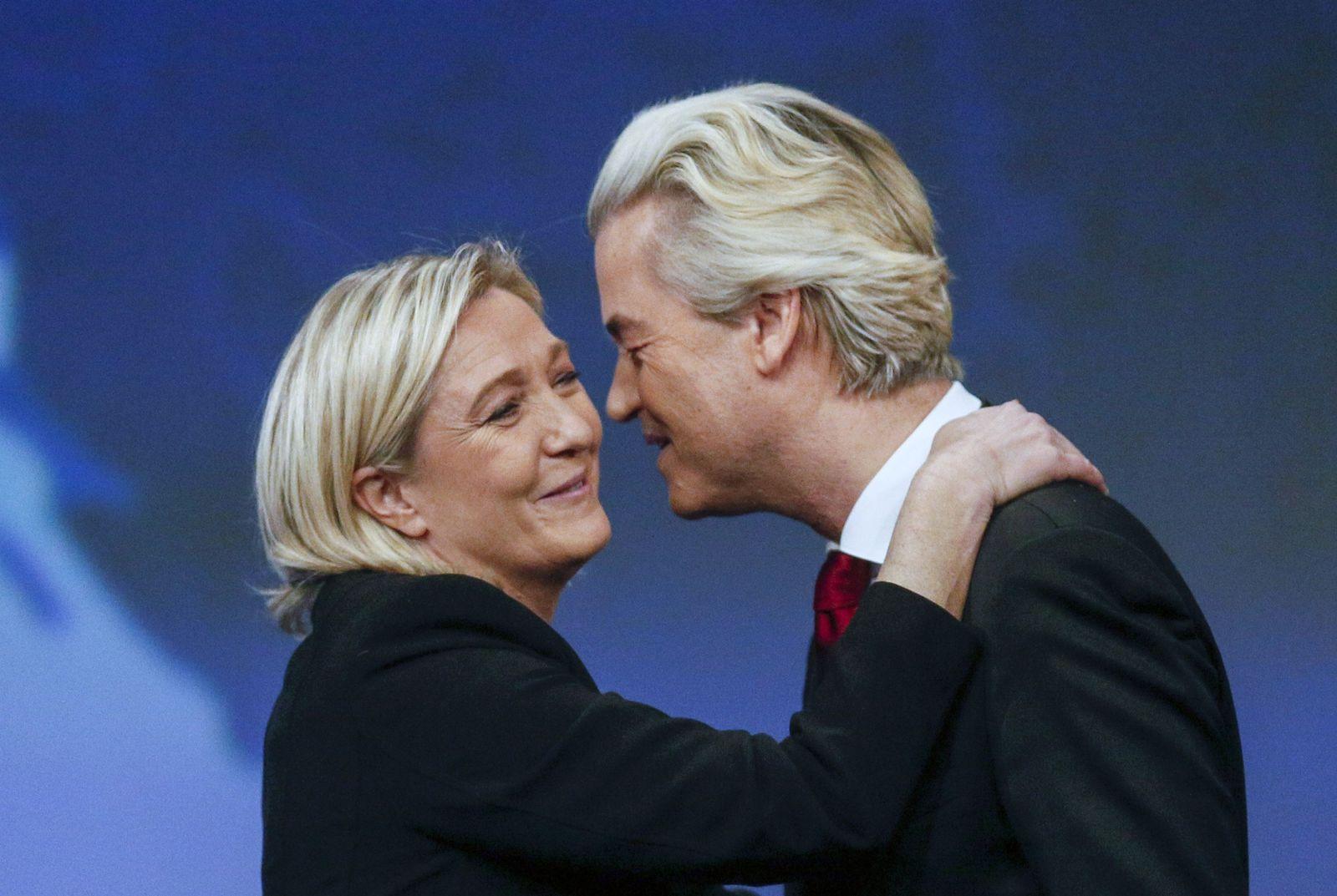 Wilders / Le Pen
