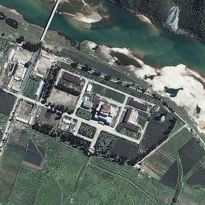 Nordkoreanische Nuklearanlage Yongbyon (Archivfoto): Pjöngjang berichtet stolz über Atomtest