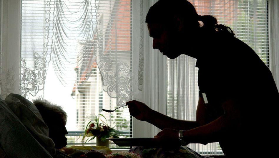 Zivildienstleistender im Seniorenheim: Verkürzung oder nicht?