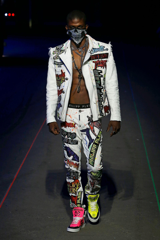 Philipp Plein - Runway - Milan Men's Fashion Week Spring/Summer 2020