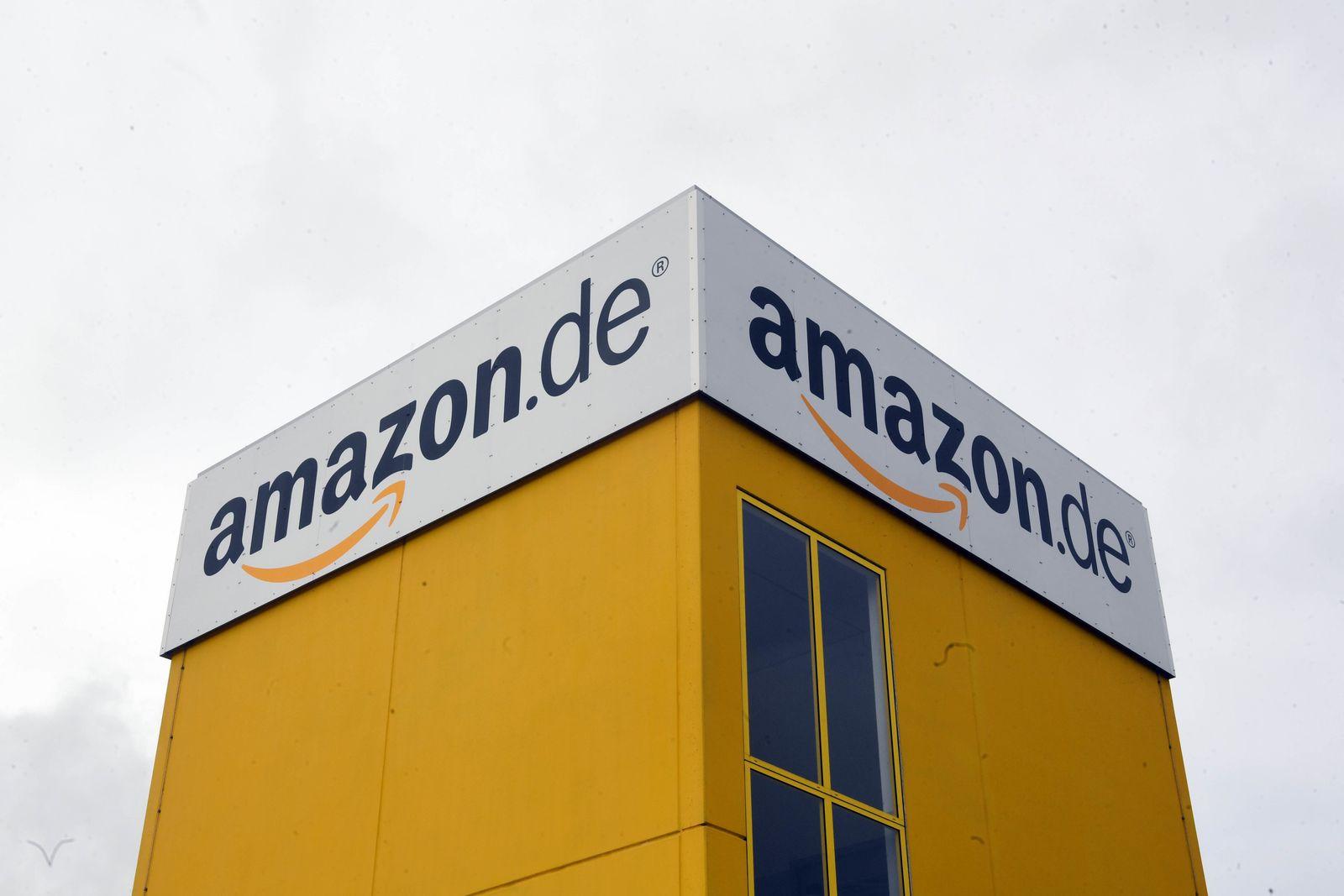 Amazon Logistikzentrum Deutschland