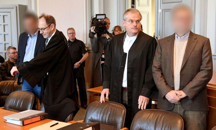 Ehemalige Sig-Sauer-Manager vor Gericht