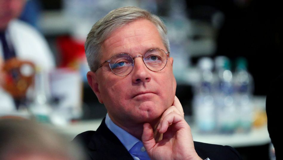 Norbert Röttgen kandidiert für den CDU-Vorsitz - DER SPIEGEL