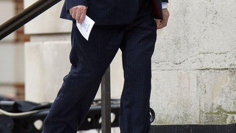 """Ex-Minister Lawson (im April 2013): Nicht mehr Teil eines """"europäischen Superstaats"""""""