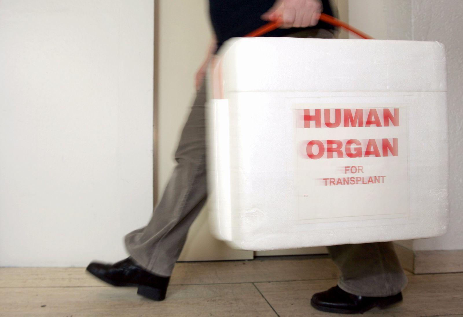 Rekord bei Organspenden