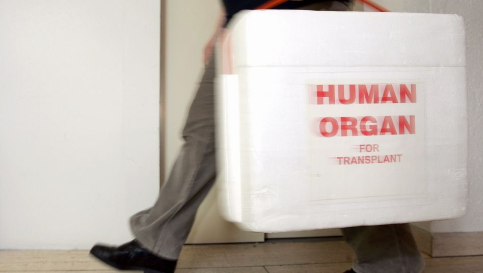 740.000 Menschen bestellten im Januar einen Organspendeausweis