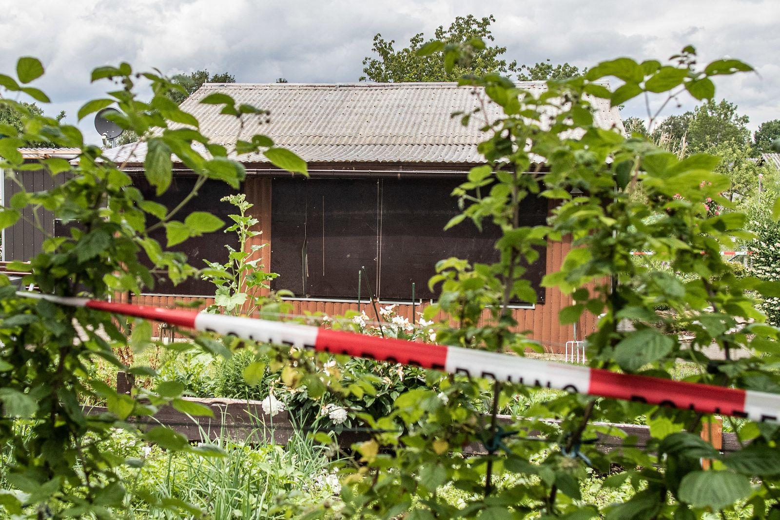 Plädoyers im Prozess um Missbrauch in Gartenlaube von Münster