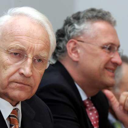 "Stoiber, Herrmann (am 28. Dezember 2006): ""Darüber muss man offen sprechen"""