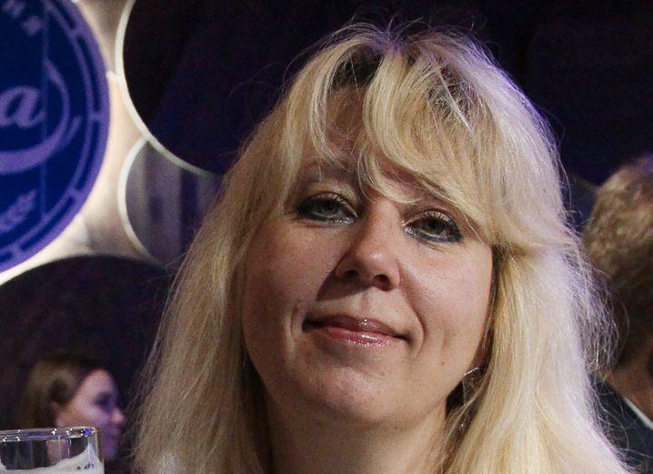 Irina Slawina wurde vom russischen Staat seit Jahren drangsaliert