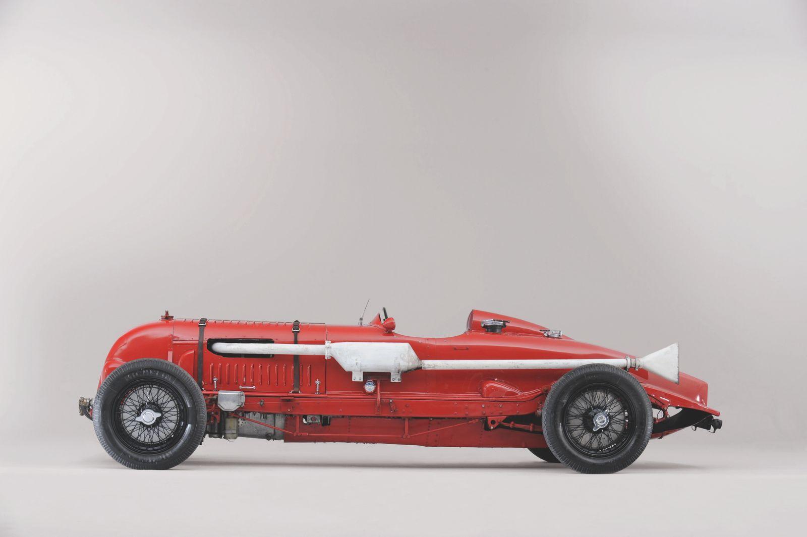 Bentley 4½-Litre Supercharged Blower