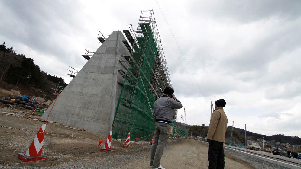 Japan: Die zweite große Mauer