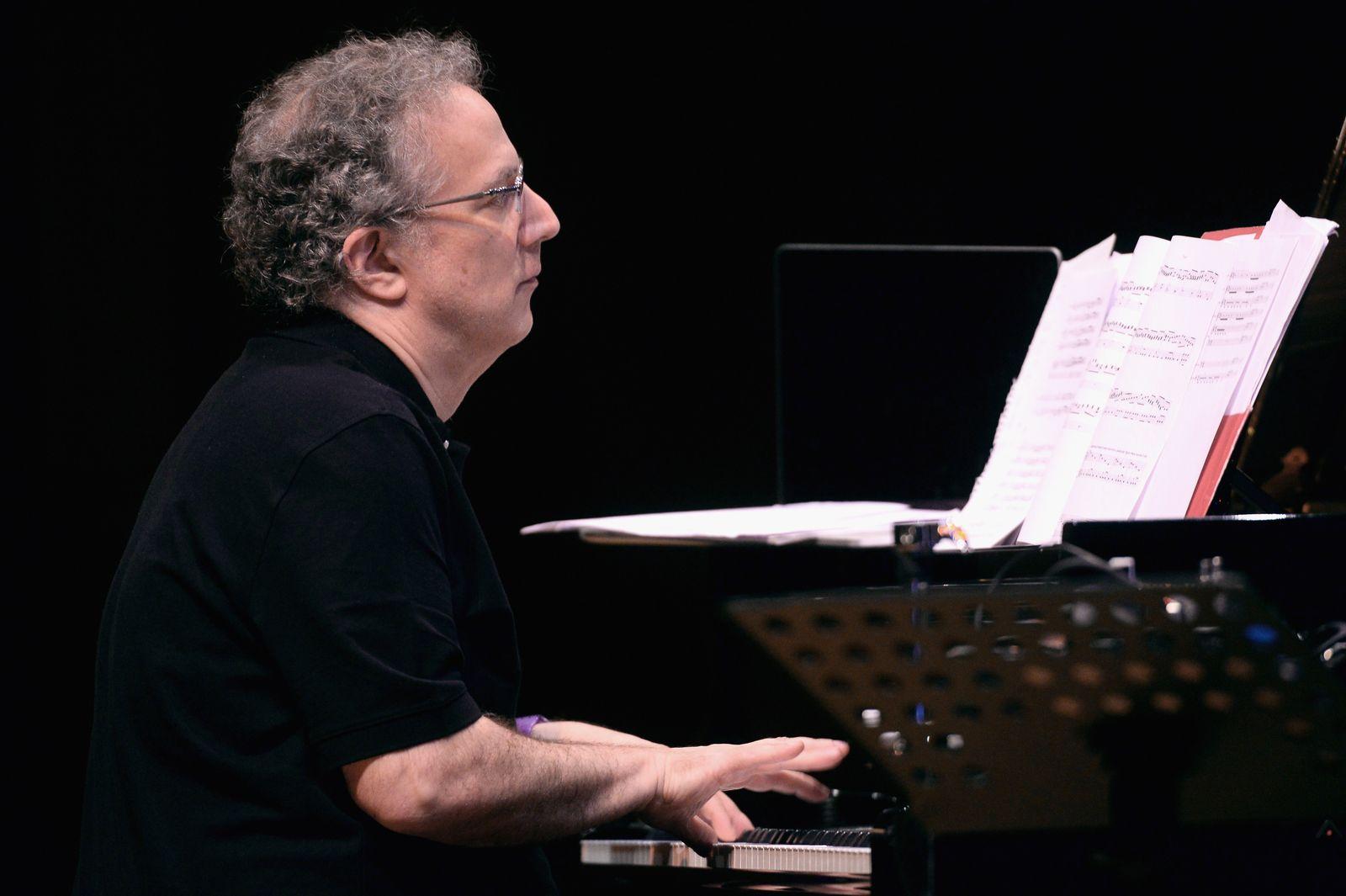 Uri Caine Ensamble Plays Gershwin In Bologna
