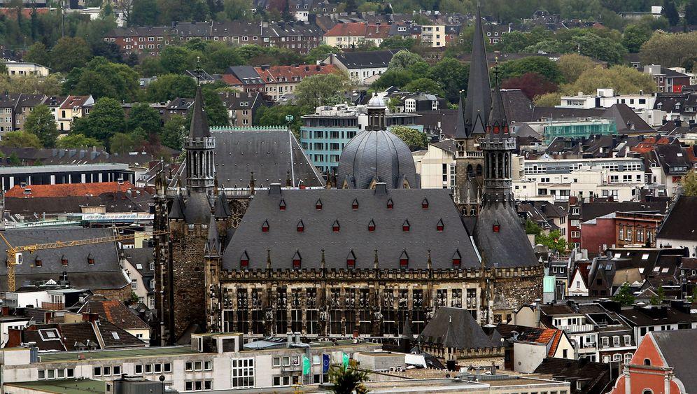 Altes Aachen: Funde aus der Steinzeit