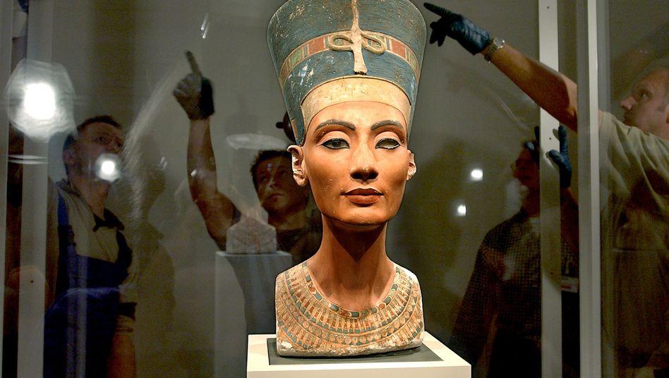 Büste der Königin Nofretete: Zurück nach Ägypten?