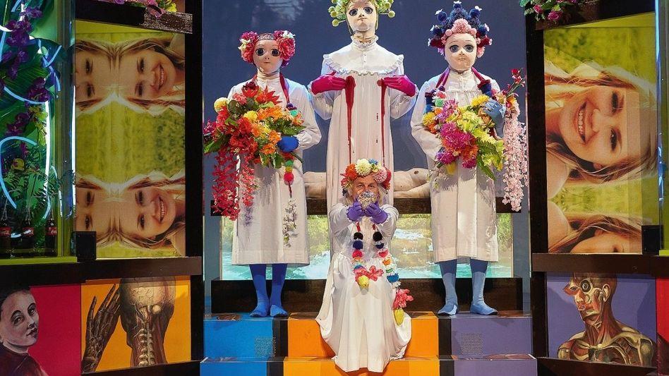 Kennedy-Inszenierung »Die Selbstmord-Schwestern/The Virgin Suicides« an den Münchner Kammerspielen: Seltsam künstlich