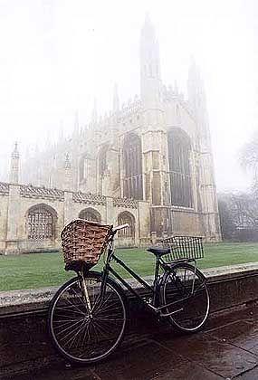 Heimlich, heimlich: Kings' College in Cambridge