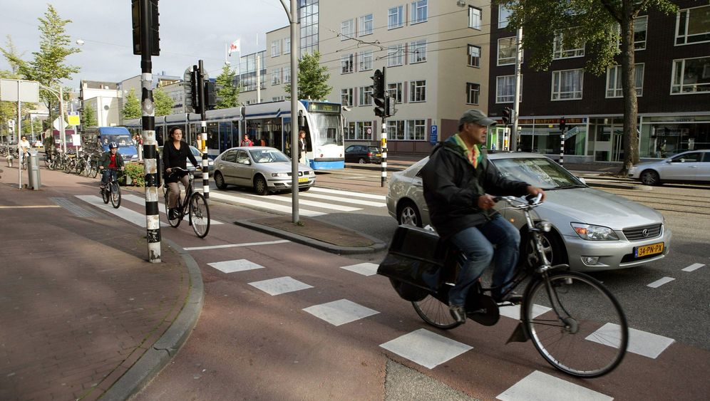 Fahrradparadies Amsterdam: Mehr Räder als Menschen