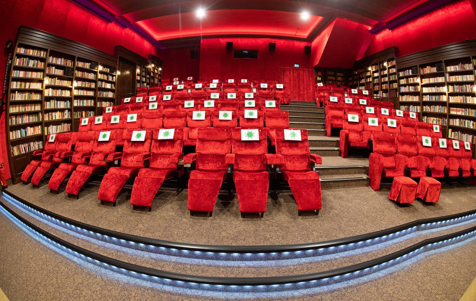 Coronavirus · Lage der Kino-Branche