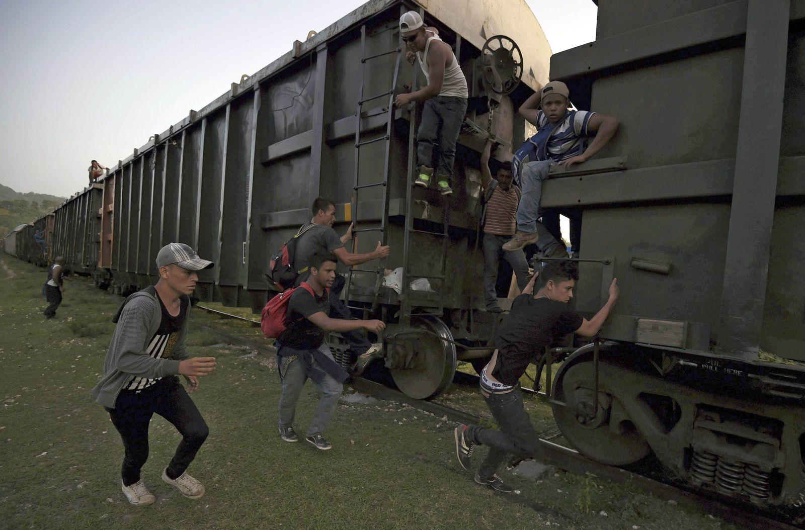 flüchtlinge mexiko