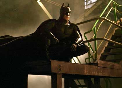 """""""Batman Begins"""" (mit Christian Bale): Die neue Düsternis"""