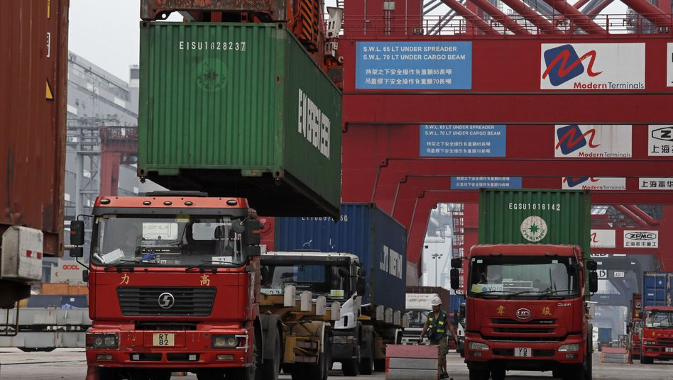Viele der von P&R verkauften Container existierten gar nicht
