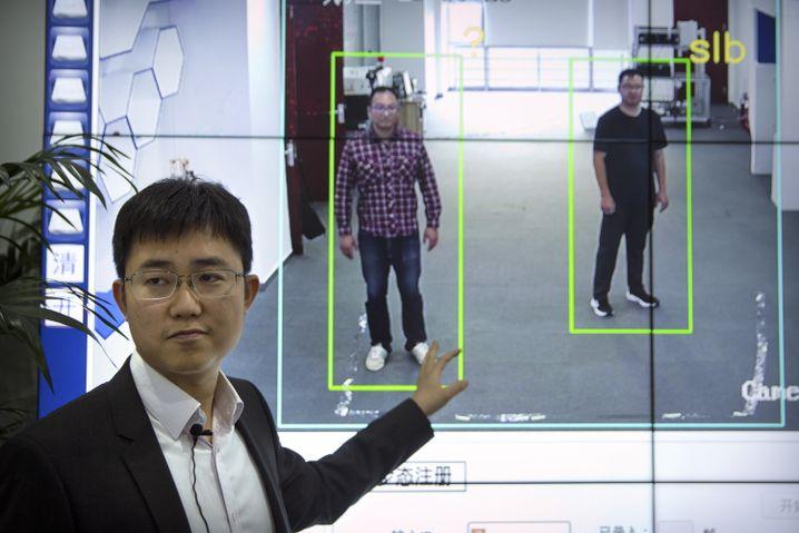 Watrix-CEO Huang Yongzhen