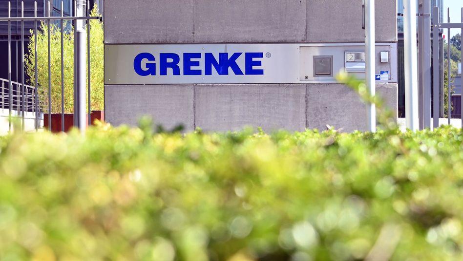 Grenke-Zentrale in Baden-Baden: Coronakrise belastet den Gewinn