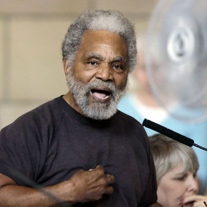 Ernie Chambers: Gott hat ihm Angst gemacht
