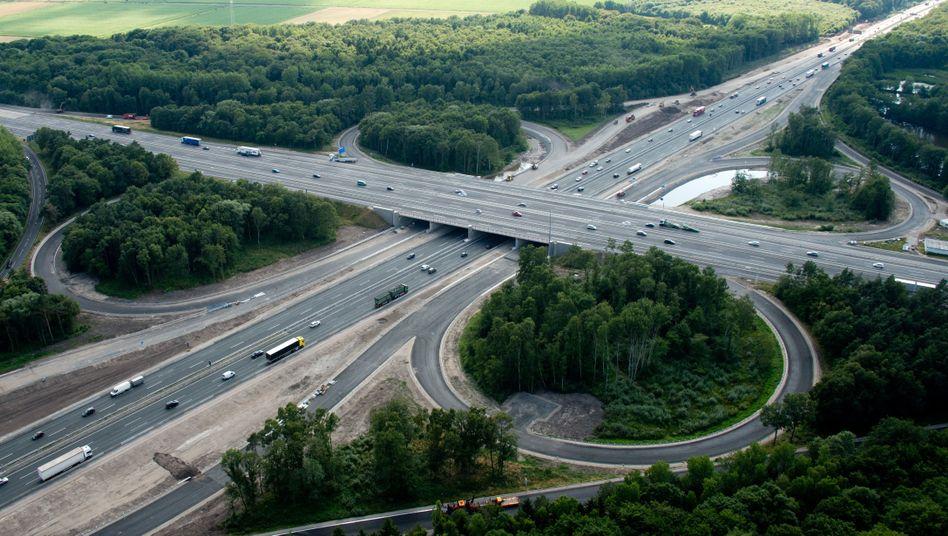 Autobahnkreuz Hannover-Ost