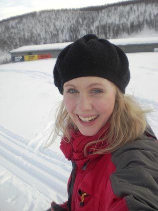 Marlena Schillig, heute 18, in Norwegen: Viel mehr Freizeit gehabt