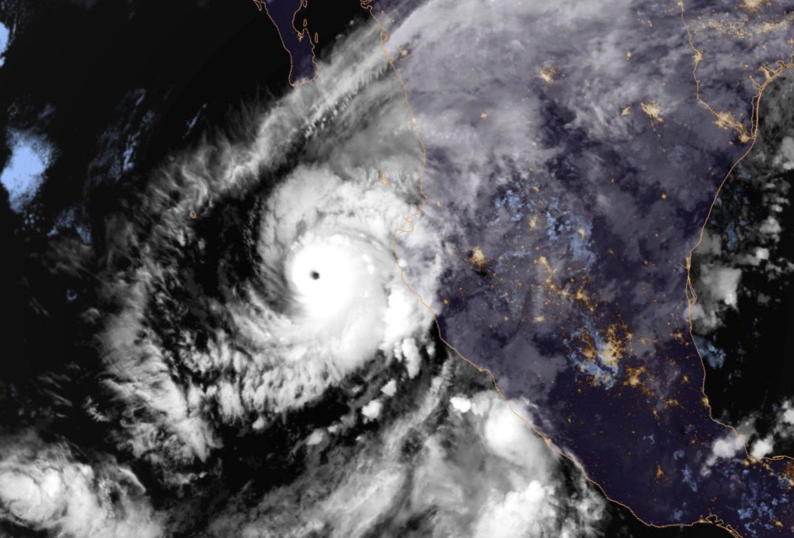 Hurrikan «Willa»
