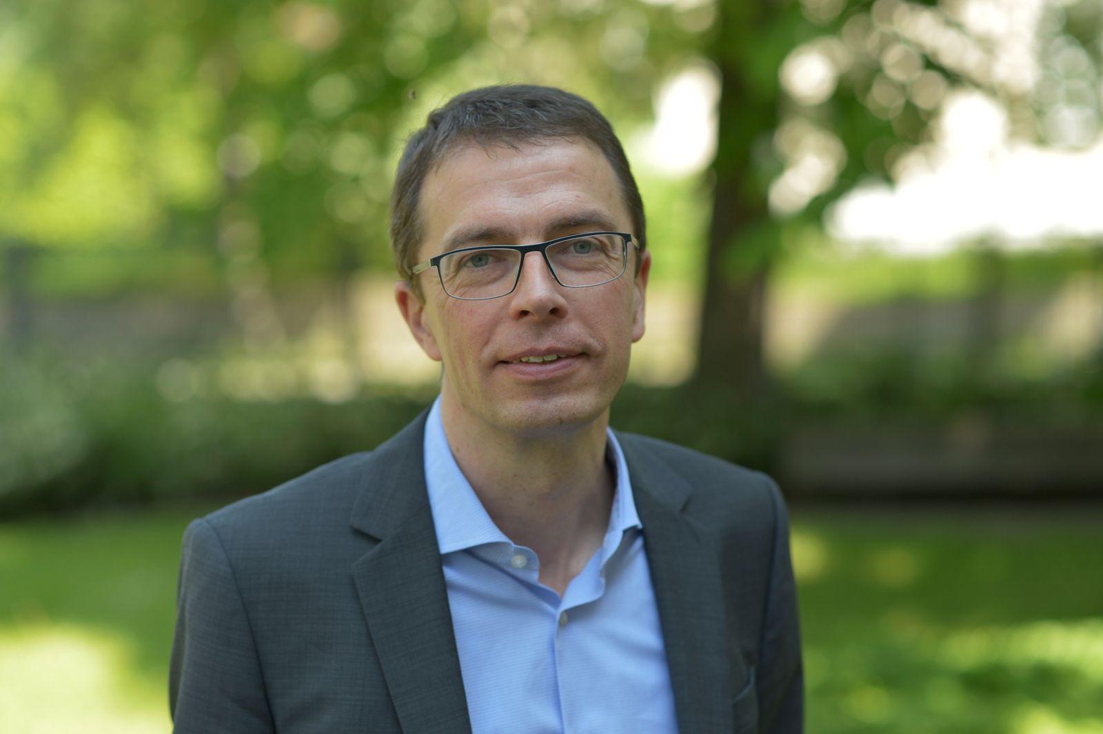 Professor Paul Nolte