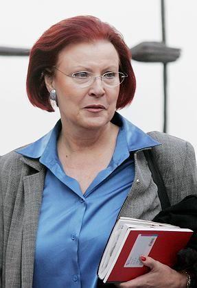 """Heidemarie Wieczorek-Zeul: """"Ich will diesem Generationswechsel nicht im Wege stehen"""""""