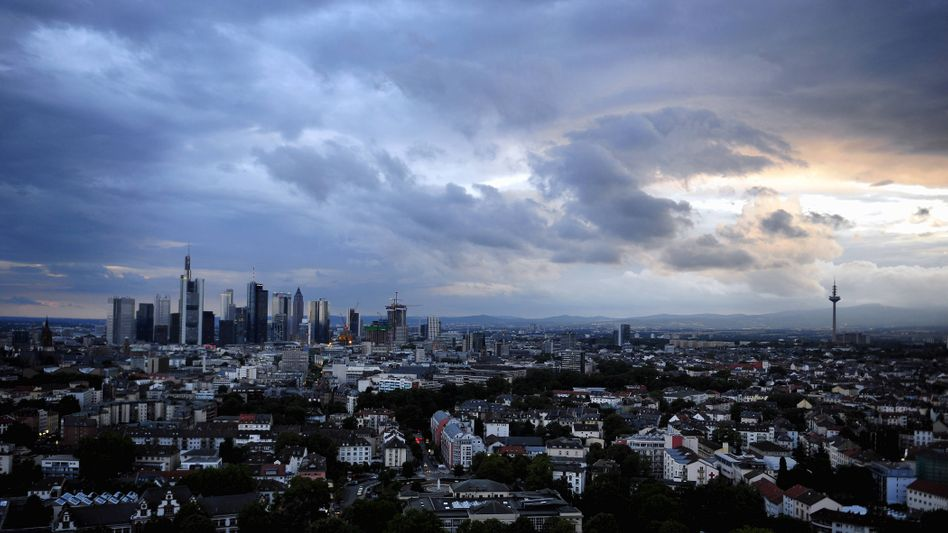 The Frankfurt Skyline: The new EU authority will be able to intervene in markets directly if national institutions don't move quickly and decisively enough to avert financial disaster.