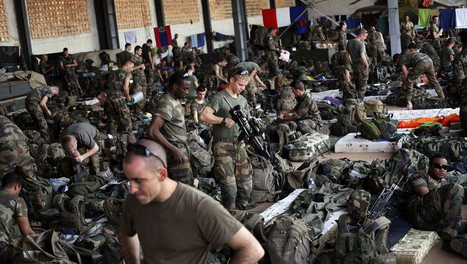 Französische Mali-Mission: Hollandeslanger Krieg