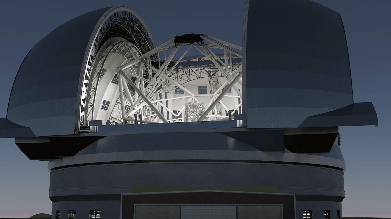 E-ELT Teleskop