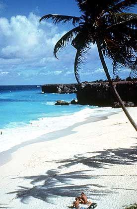 Die schönsten Strände von Barbados liegen im Süden der Insel