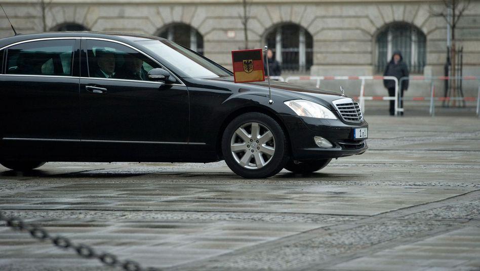 """Staatslimousine: """"Da reichen auch kompaktere Autos"""""""