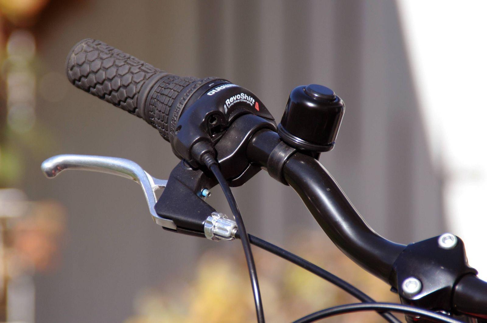 EINMALIGE VERWENDUNG Fahrrad/ Bremse/ Einarmig