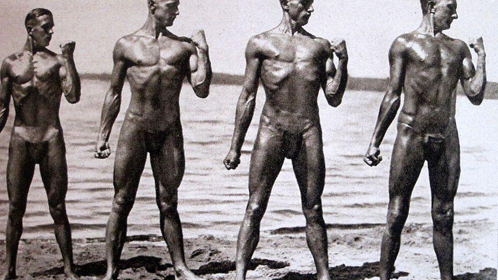 FKK im Nationalsozialismus: National und Nackt