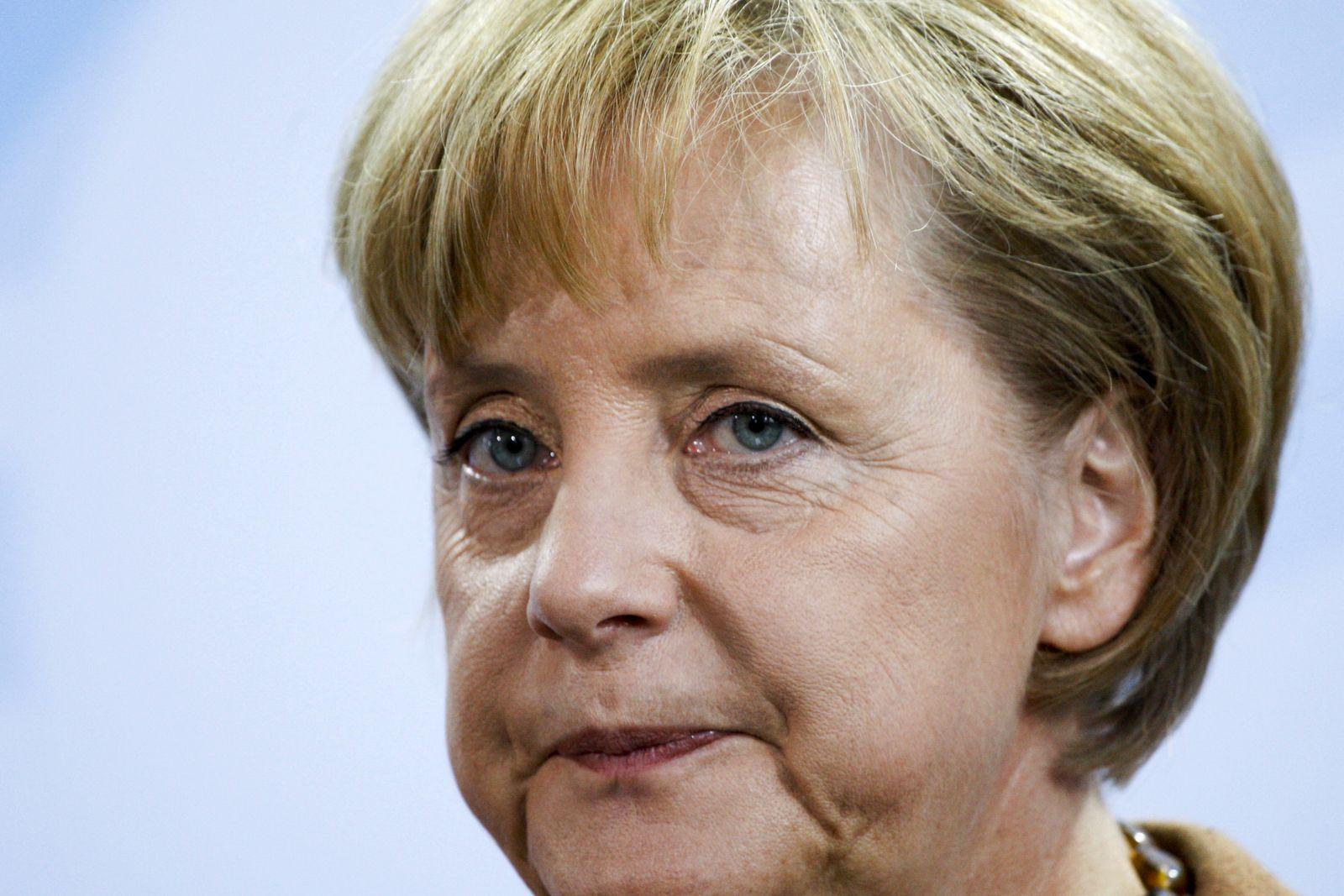DEU G20 Merkel Steinbrueck