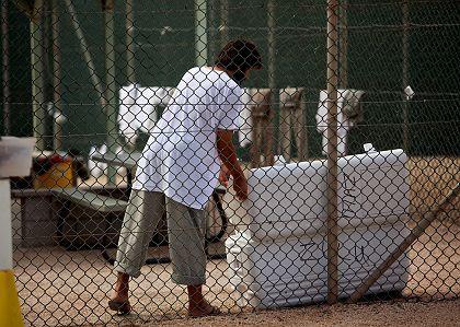 """Gefangener in Guantanamo: """"Verstörender Bericht"""""""
